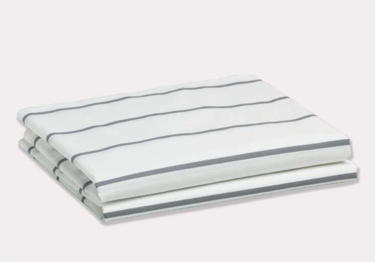 10 easy pieces striped sheets - Striped Sheets
