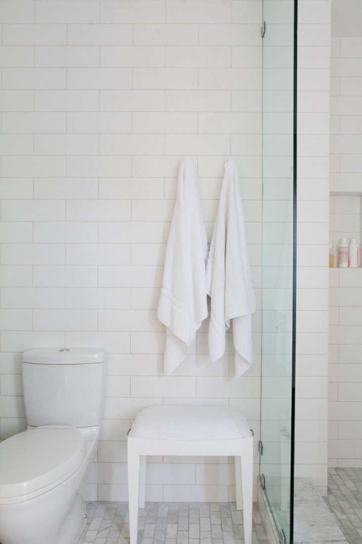 Steal This Look A Barbara BestorDesigned Master Bath In LA - Remodelista bathroom