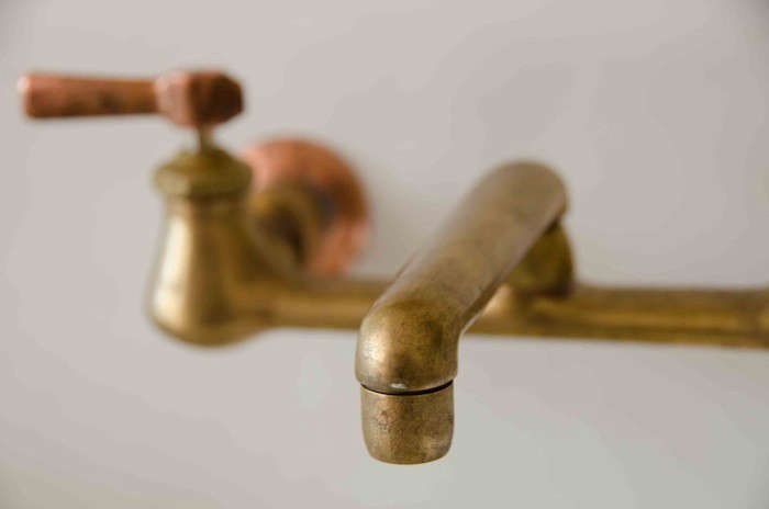 Trend Alert: 10 DIY Faucets Made from Plumbing Parts - Remodelista