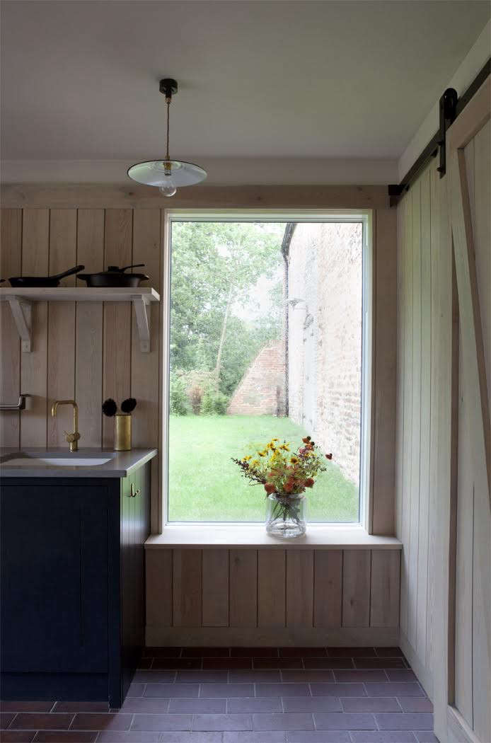 A Rural Remodel in Norfolk, Tithe Barn and Piggery Included