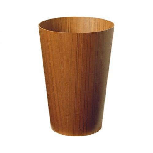 Above A Anese Clic The Saito Wood Wastebasket Is Available In Three Kinds Of And 150 At Dwell