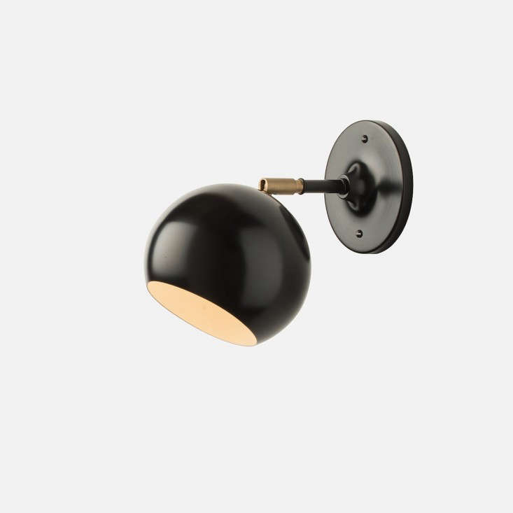 one forty three lighting. OneFortyThree. Above: The Isaac Sconce From Schoolhouse Electric Is Handcrafted Steel; It\u0027s Also Available In Red And $98 For Short-armed One Forty Three Lighting