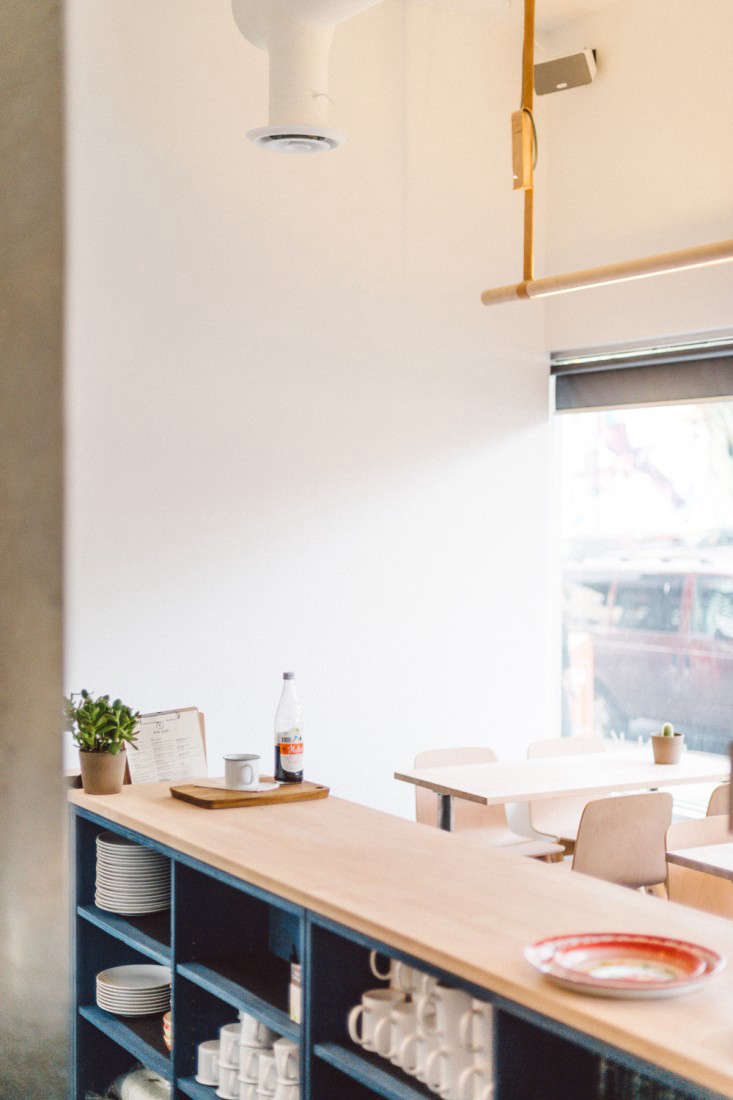 Paint It Blue: A New Wave Thai Restaurant in Vancouver - Remodelista