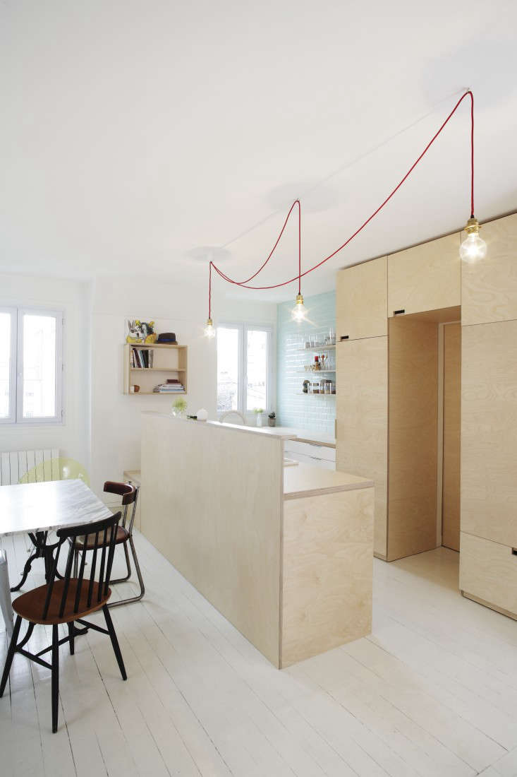 kitchen of the week: a compact family kitchen in paris - remodelista