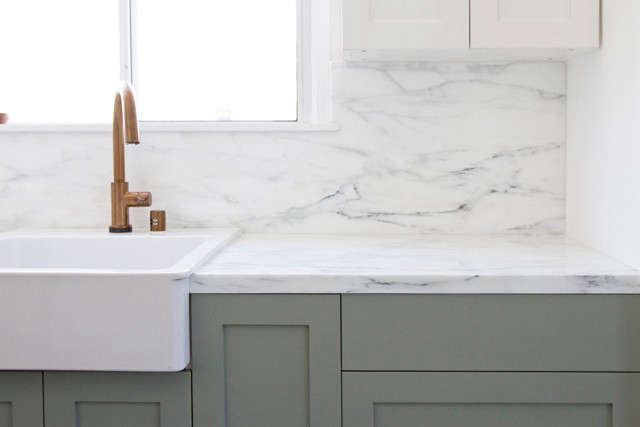 Remodeling 101 Marble Countertops Remodelista