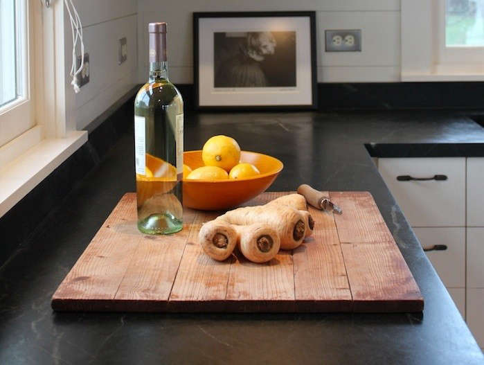 Soapstone Countertop Narusawa Cottage By Justine Hand Remodelista