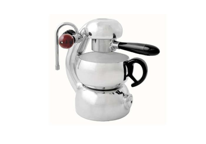 Atomic Vision The Sorina Stovetop Espresso Maker