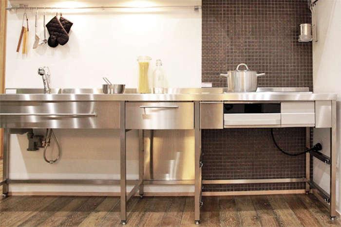 À la Carte Kitchen Components, Tiny Apartment Edition ...