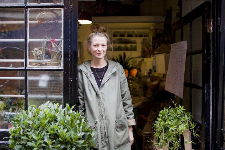 Shopper's Diary: That Flower Shop in Shoreditch