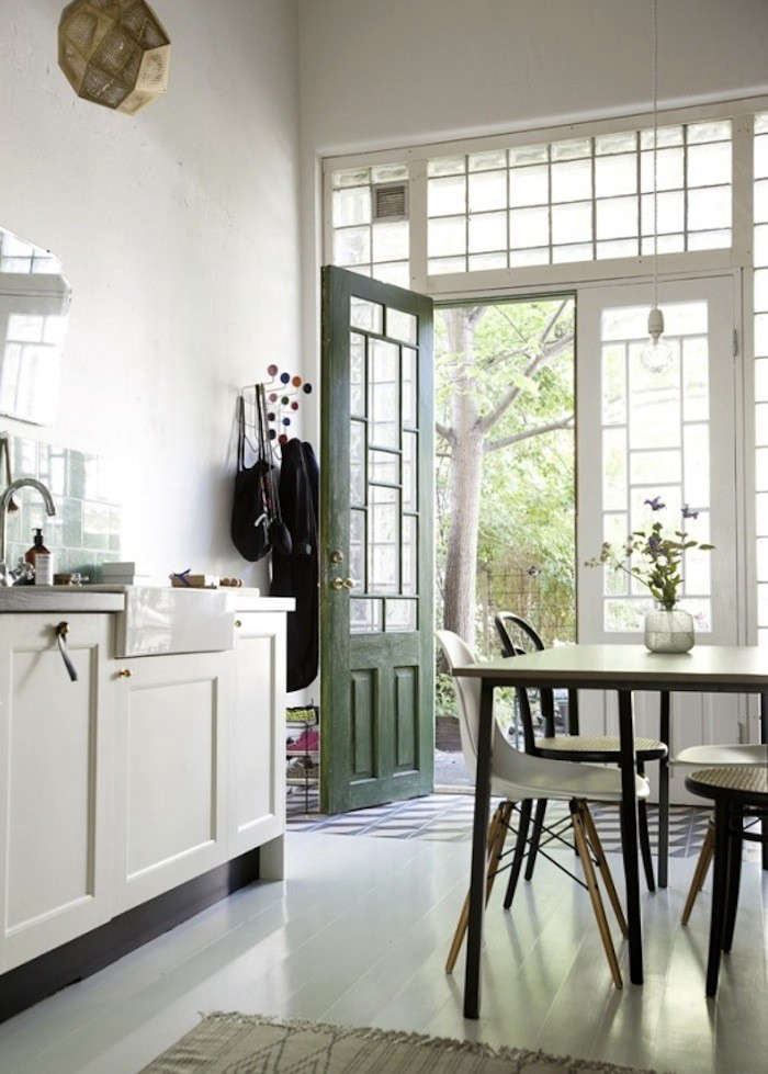Steal This Look: An Anglo-Inspired Kitchen in Gothenburg, Sweden