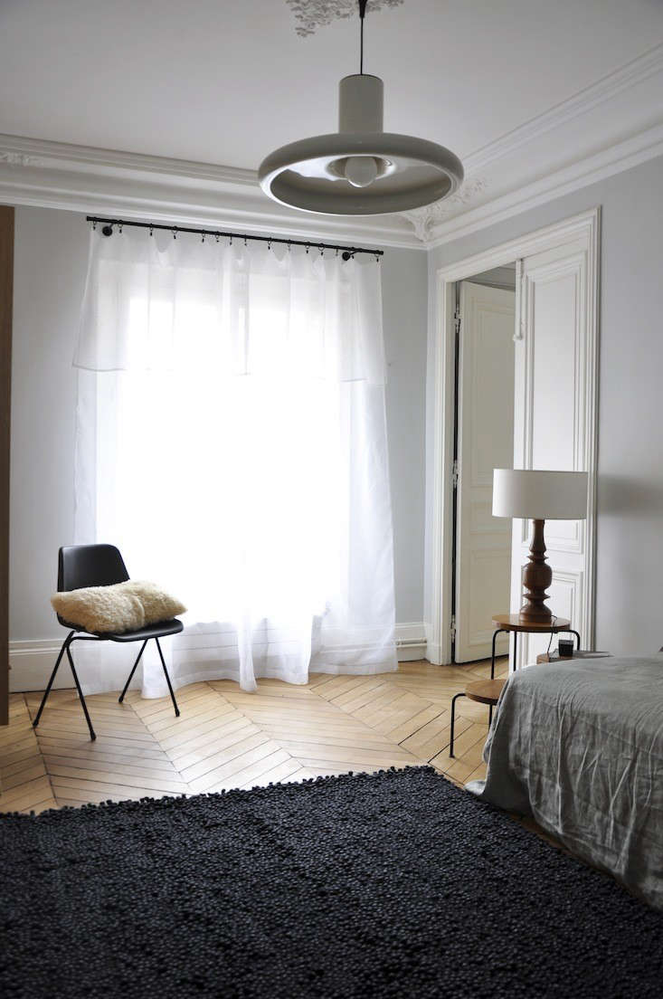 Photograph fromA Grand but Understated Flat in Paris.