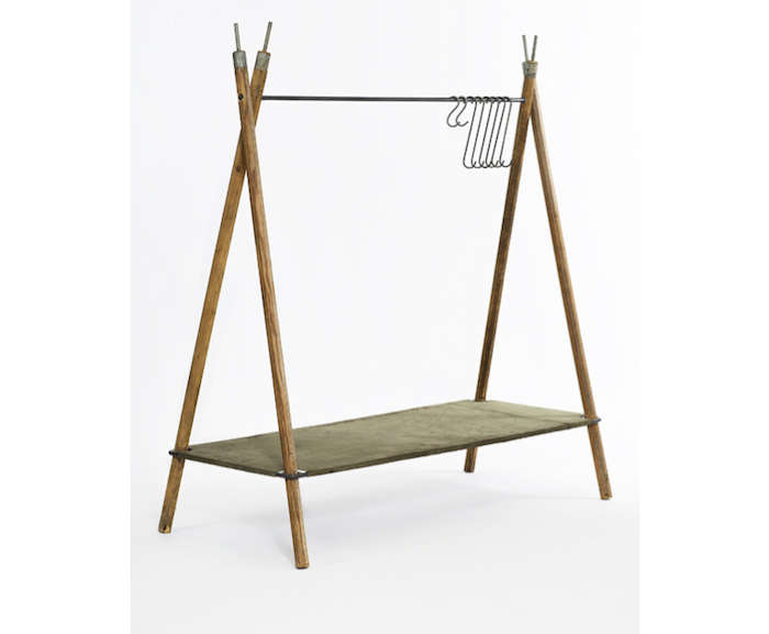 10 Easy Pieces: Freestanding Wooden Clothing Racks   Remodelista
