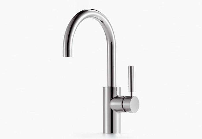 Bathroom Faucets Dornbracht high/low: dornbracht vs. grohe kitchen faucet - remodelista