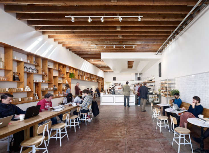The Mill  A  Bright and Messy  SF Cafe. The Mill  A  Bright and Messy  SF Cafe   Remodelista