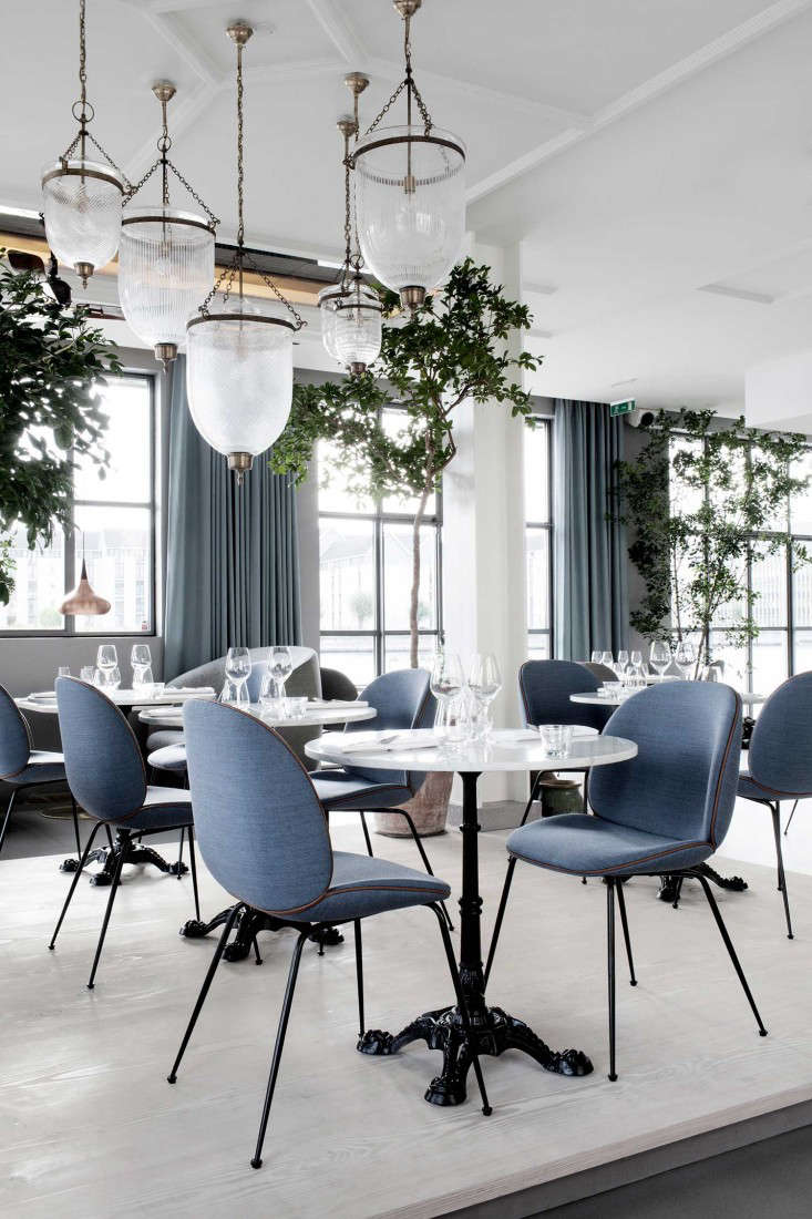 Restaurant As Enchanted Forest Copenhagen Edition