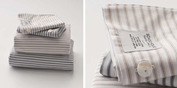 Lovely Ticking Stripe Sheet Sets