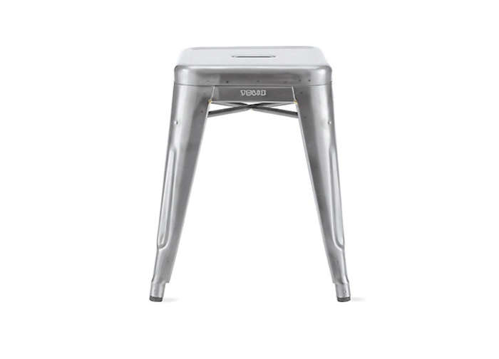 Above The classic Tolix Marais Stool in an 18-inch size is stackable and good for working low to the ground at a ceramic wheel or a shorter desk; ...  sc 1 st  Remodelista & 10 Easy Pieces: Studio Stools - Remodelista islam-shia.org