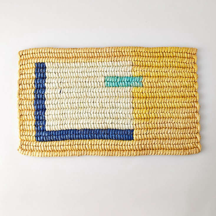 A Warm Welcome: Modernist Doormats - Remodelista
