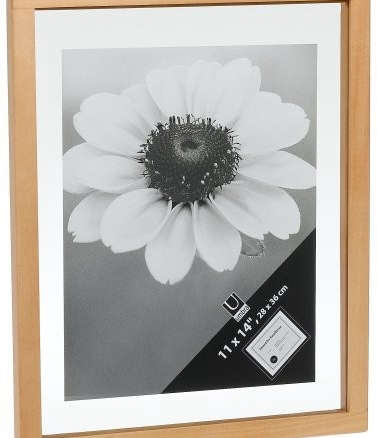 Umbra Document 11-Inch-by-14-Inch Frame, Natural