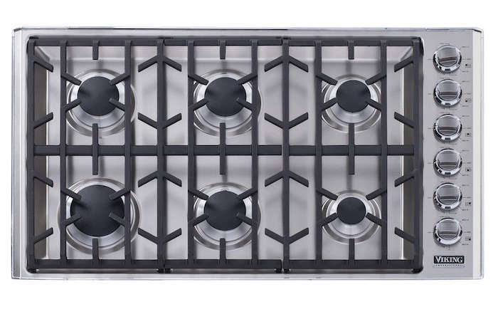 10 Easy Pieces 36 Inch Gas Cooktops