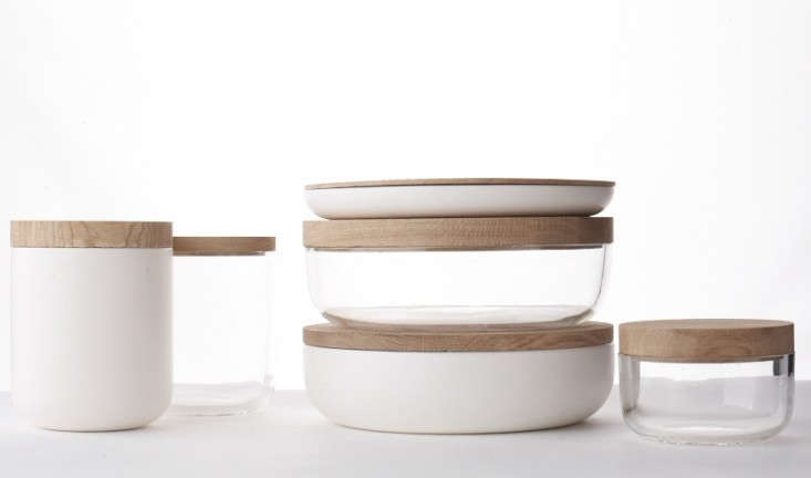 Above Van Duysen S Containers He Refers To Them Simply As Pots Range From Bowls Platters Canisters The Just Introduced Gl Versions Integrate