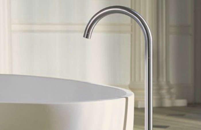 10 Easy Pieces: Freestanding Bathtub Fillers - Remodelista
