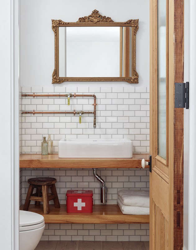 Trend Vote for the Best Bath Space in the Remodelista Considered Design Awards Professional Category