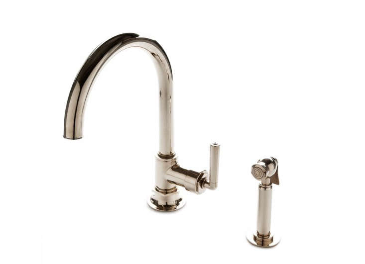 Handle Single Hole Kitchen Faucet