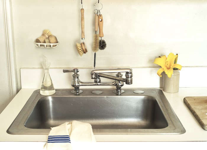 Rehab Diary: A Mini Kitchen Makeover, Miele Included - Remodelista
