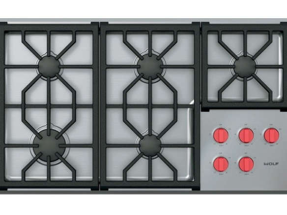 Sub Zero 36 In Professional Gas Cooktop