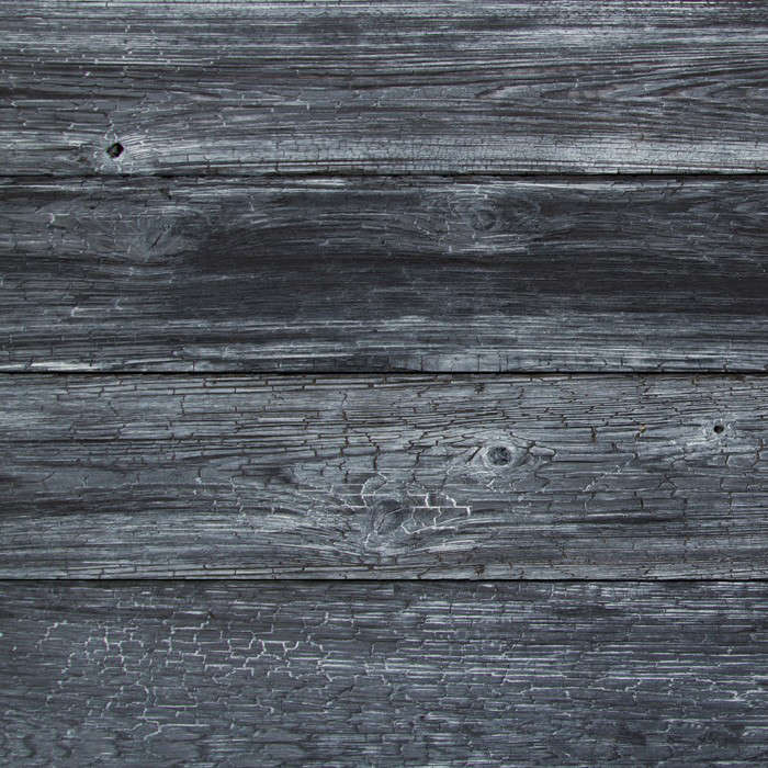 how to make burnt wood siding