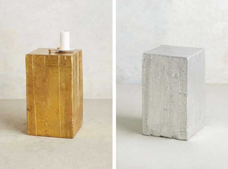 10 Easy Pieces Solid Block Side Tables Remodelista