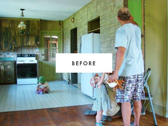 Kitchen Of The Week A Diy Kitchen Overhaul For Under 500 Remodelista