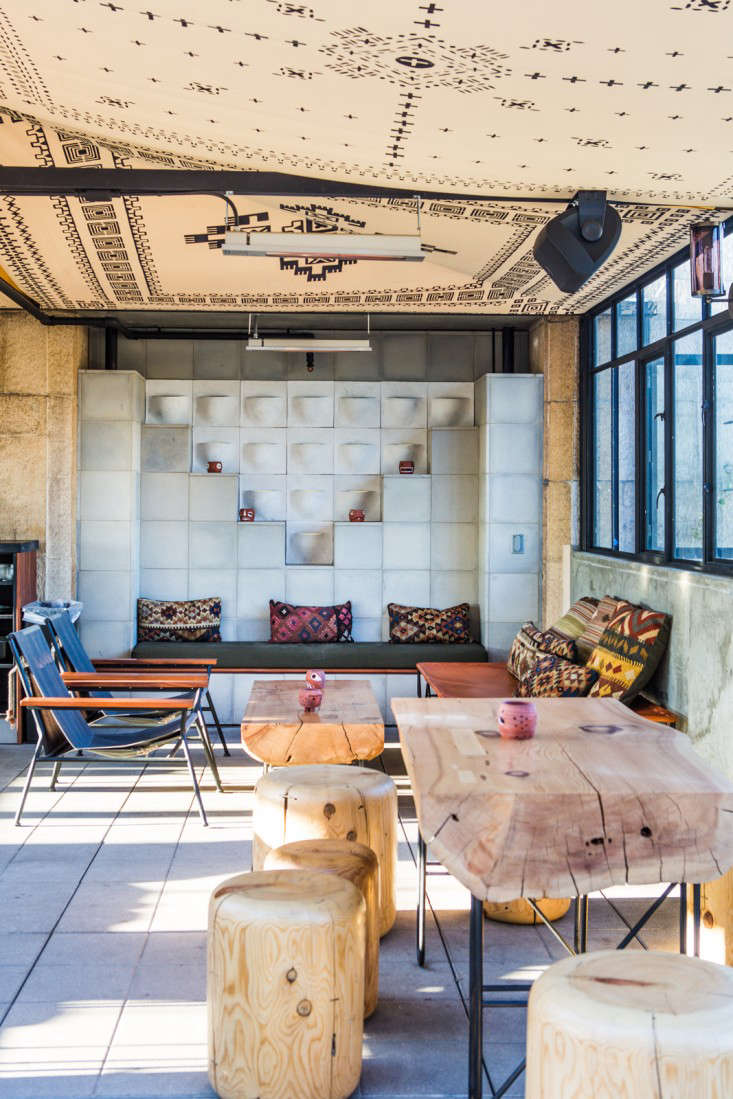 Beautiful The Height Of Downtown: The Ace Hotel Rooftop Lounge In LA