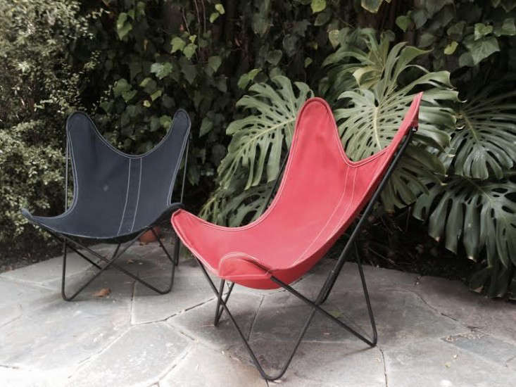 Object Lessons The Classic Butterfly Chair Remodelista