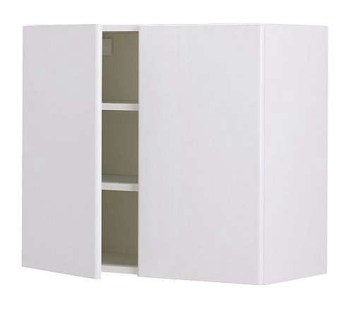 Charmant Akurum Wall Cabinet With 2 Doors