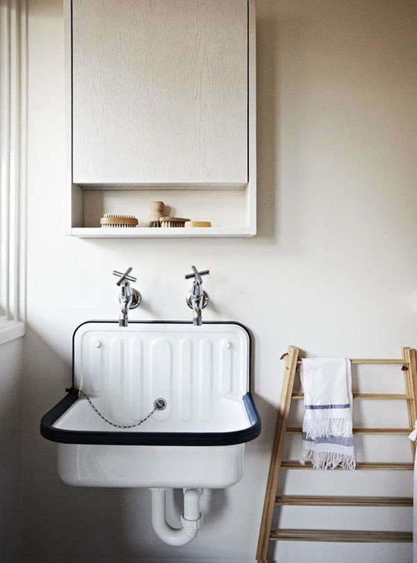 Design Sleuth: The Alape Bucket Sink from Germany - Remodelista