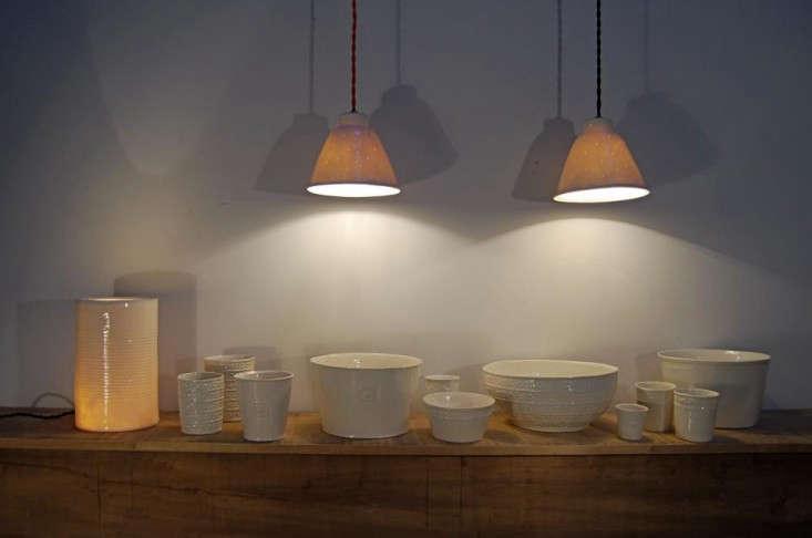 Pretty in Porcelain: Alix D. Reynis in Paris - Remodelista