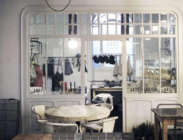 Shopper's Diary: Arxe in Barcelona