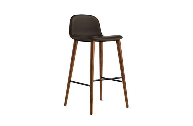 10 Easy Pieces Leather Barstools Remodelista