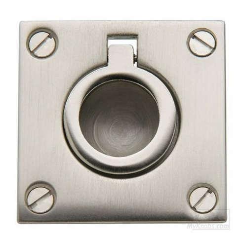 Baldwin Hardware 1 5 8 In Recessed Ring Pull