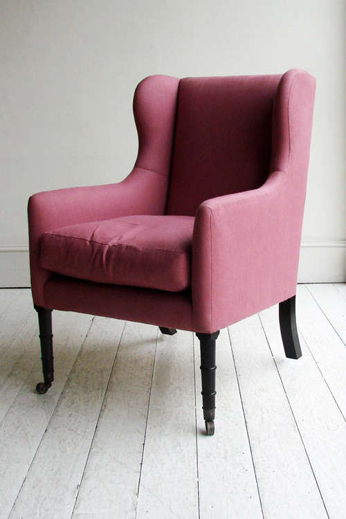 10 Easy Pieces: The Wingback Is Back - Remodelista