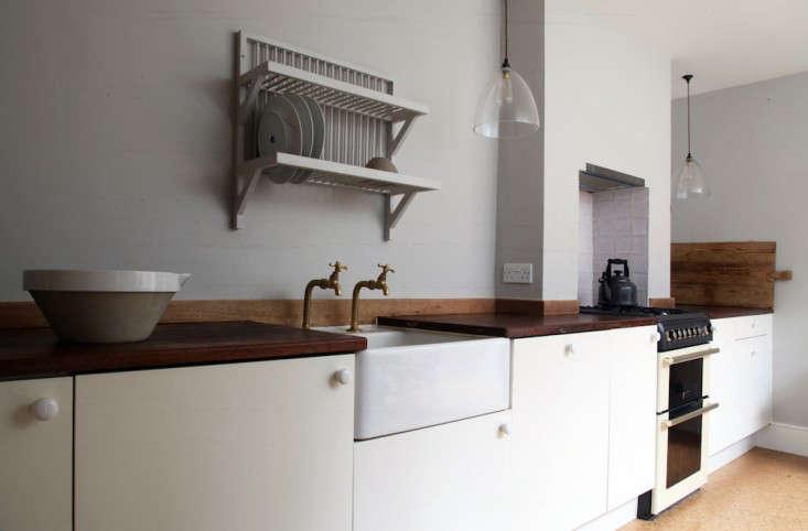 DIY: Upgraded Ikea Wood Countertops - Remodelista
