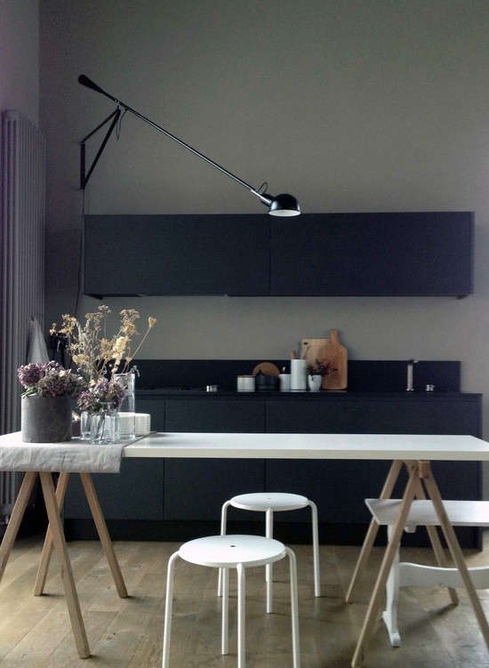 11 Best Industrial-Style Black Sconces for the Kitchen - Remodelista