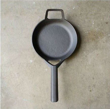 Ironman: Artisan-Made Skillets from Upstate New York