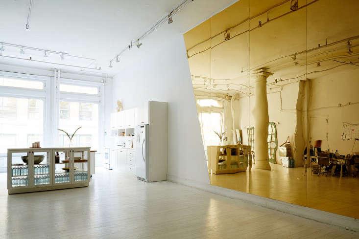 A Modern Office on a Startup Budget: Brad Sherman for Sakara Life