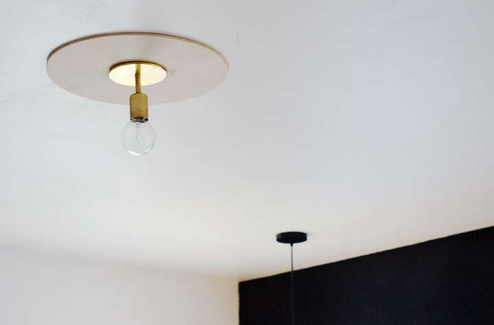 Diy Ceiling Medallion From The Brick House Remodelista
