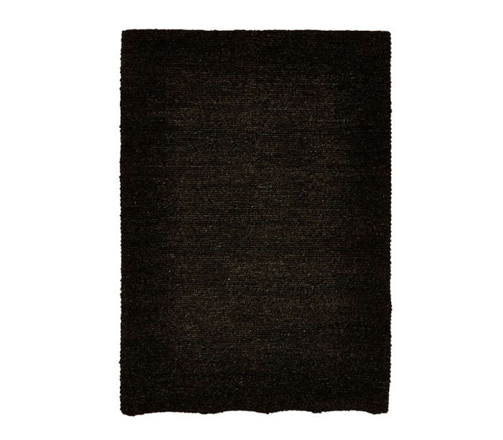 10 Easy Pieces: Black, Low-Pile Area Rugs