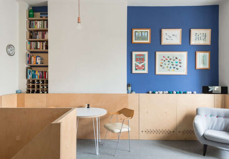 A Compact Apartment in London by a Craft-Oriented Architect