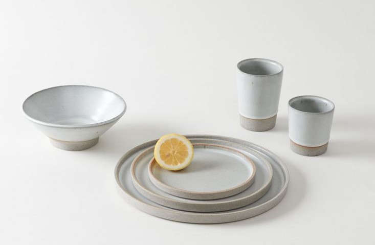 10 Easy Pieces Handmade Dinnerware From Ceramics Studios Remodelista